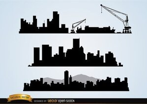 Cityscapes construction