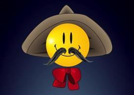 Sombrero Smiley