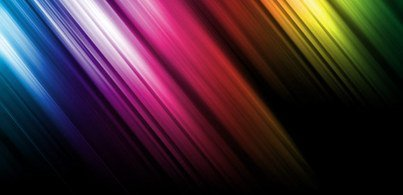 Colorful background lights (Free PSD)