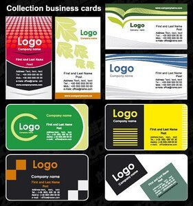 Foreign card template