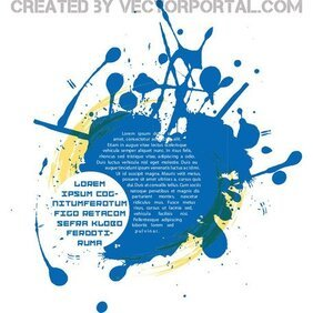 BACKGROUND.eps GRUNGE VECTOR azul