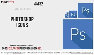 Free Photoshop Icon