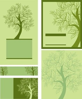Tree Template 01