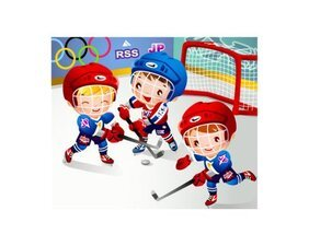 Children's hockey