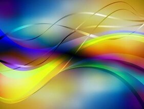 Abstract Colorful Background Editable