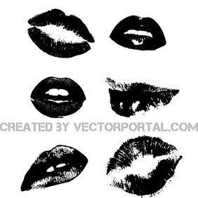LIPS VECTOR IMAGE SET.eps