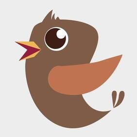 SINGING BIRD VECTOR GRAPHICS.ai