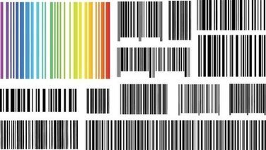 Set Of Barcodes