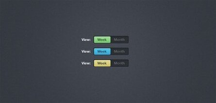 Sort Switches / Toggles (PSD)