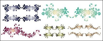 Practical lace pattern
