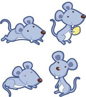 Mouse Vector 26