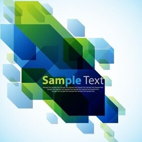 Abstract Design Background Vector Art