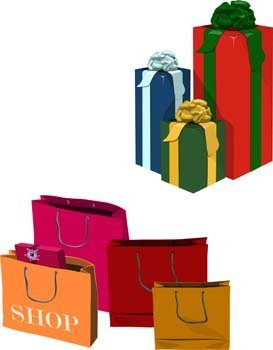 Gift and Present Vector 2