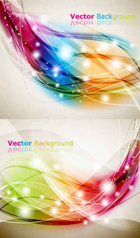 brilliant dynamic effects background
