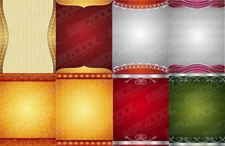 8 ornate background pattern