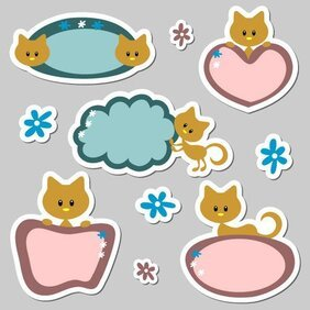 Animal icons vector-4