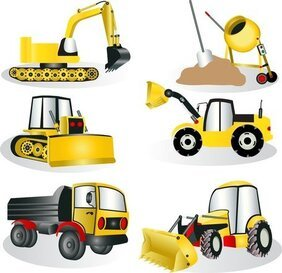 Construction Site Equipment