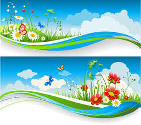 Peaceful Nature Vectors