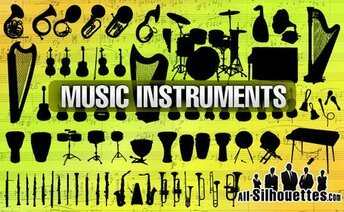 85 Music Instruments
