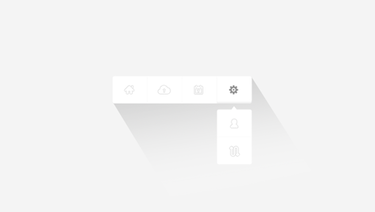 Toolbar UI