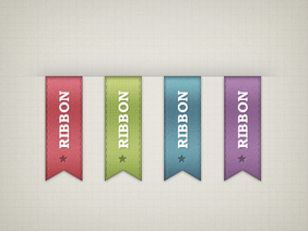 Vertical Ribbons(PSD)