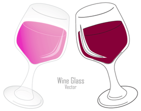 Free Vector Wine Glass