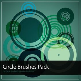 Circles Brush Pack