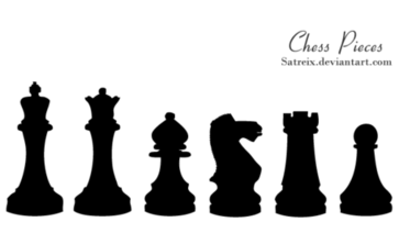 Free Vector Chess Pieces Images