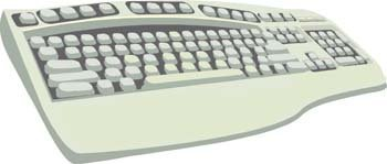 Keyboard Vector 2