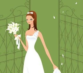 Wedding Vector Graphic 6
