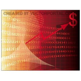 BUSINESS FINANCE STOCK VECTOR IMAGE.eps
