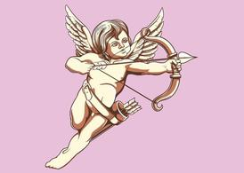 Cupid Illustration