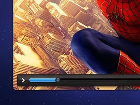 Interface utilisateur Movie Player