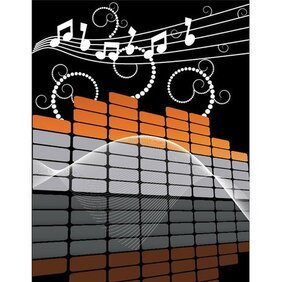 MUSIC VECTOR BACKGROUND.eps