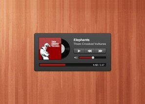 Cute Music Player