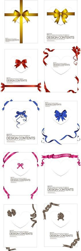 A Collection Of Exquisite Ribbons 02