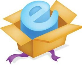 Internet Explorer in a box