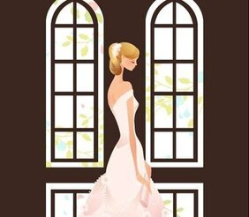 Wedding Vector Graphic 7