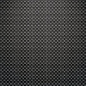 black fiber background