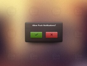 Push Notification UI