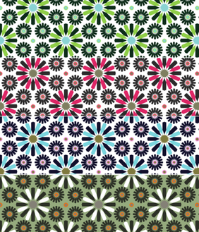 Scandinavian Pattern Design Free Photoshop and Illustrator Patterns