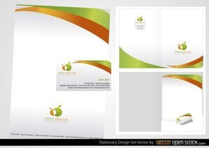 Cartoleria Design Set