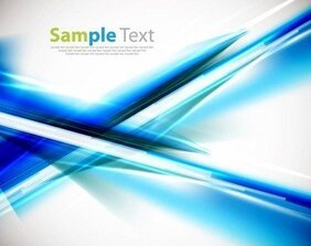 Abstract Vector blau Business-Hintergrund