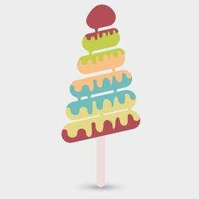 MELTING ICE CREAM VECTOR ART.eps