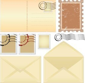 Nostalgia Envelopes And Paper 01