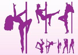 Stripper Silhouettes