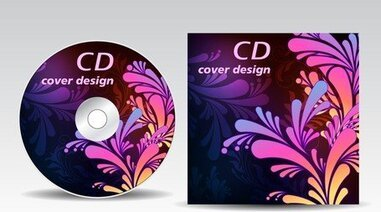 Attached Cdrom Disc Case 02