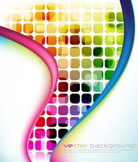 Symphony Checkered Background