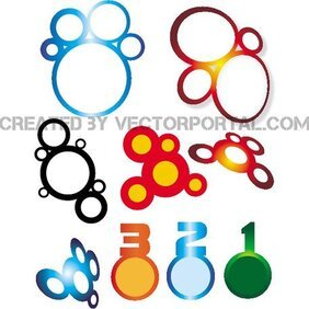 CIRCLES STOCK CLIP ART.eps