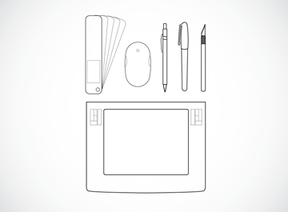 Design Tool Illustrations
